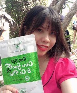 Tinh bột cám gạo cà phê và Loan