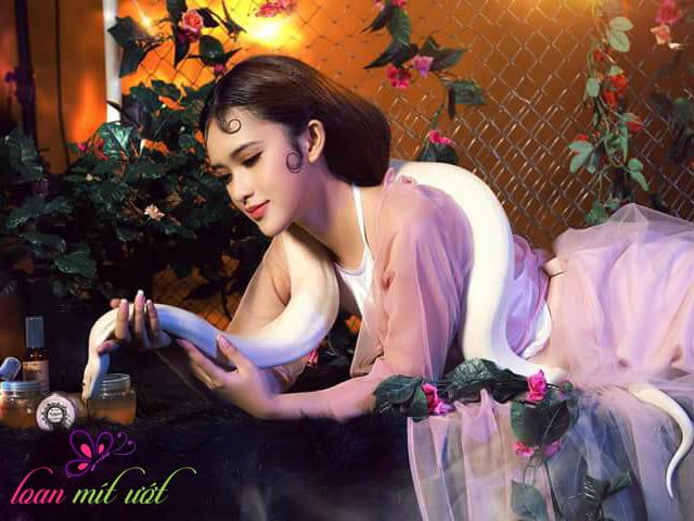 Thanh Nhi - Người tiên phong tạo ra thương hiệu mỡ trăn N'store chất lượng
