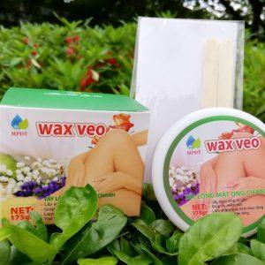 Wax lông Veo Ngân Bình