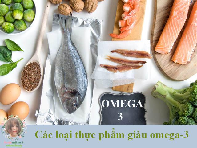 Thực phẩm giàu Omega-3 bồi bổ cho người già