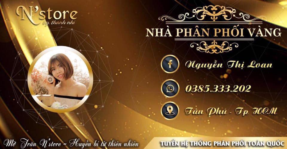 Nhà phân phối vàng Nguyễn Thị Loan